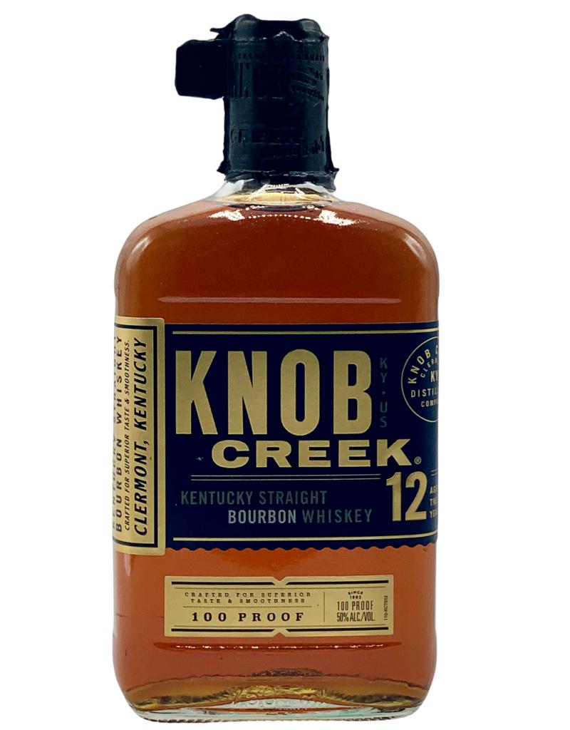 Knob Creek 12 Year 100 Proof 750ML