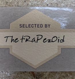 """Barrell Canadian Rye """"The tRaPezOid"""""""