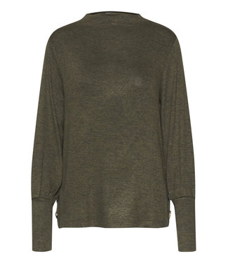 BYOUNG TANNA BUTTON PULLOVER