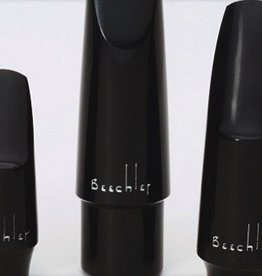 Beechler Beechler Hard Rubber Alto Saxophone Mouthpiece