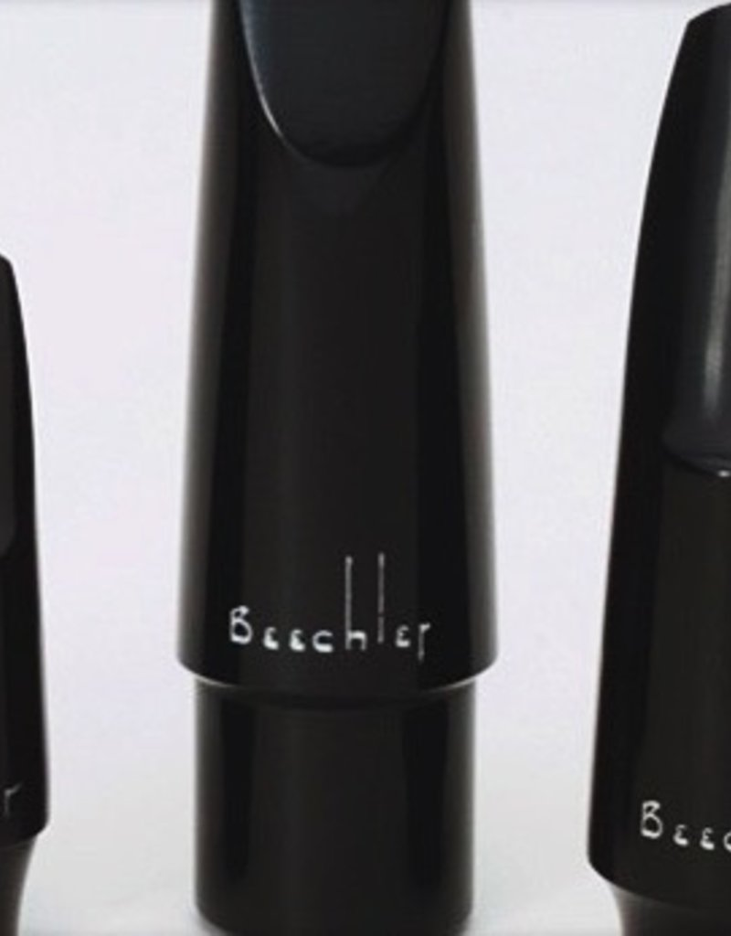 Beechler S8S Hard Rubber Alto Saxophone Mouthpiece