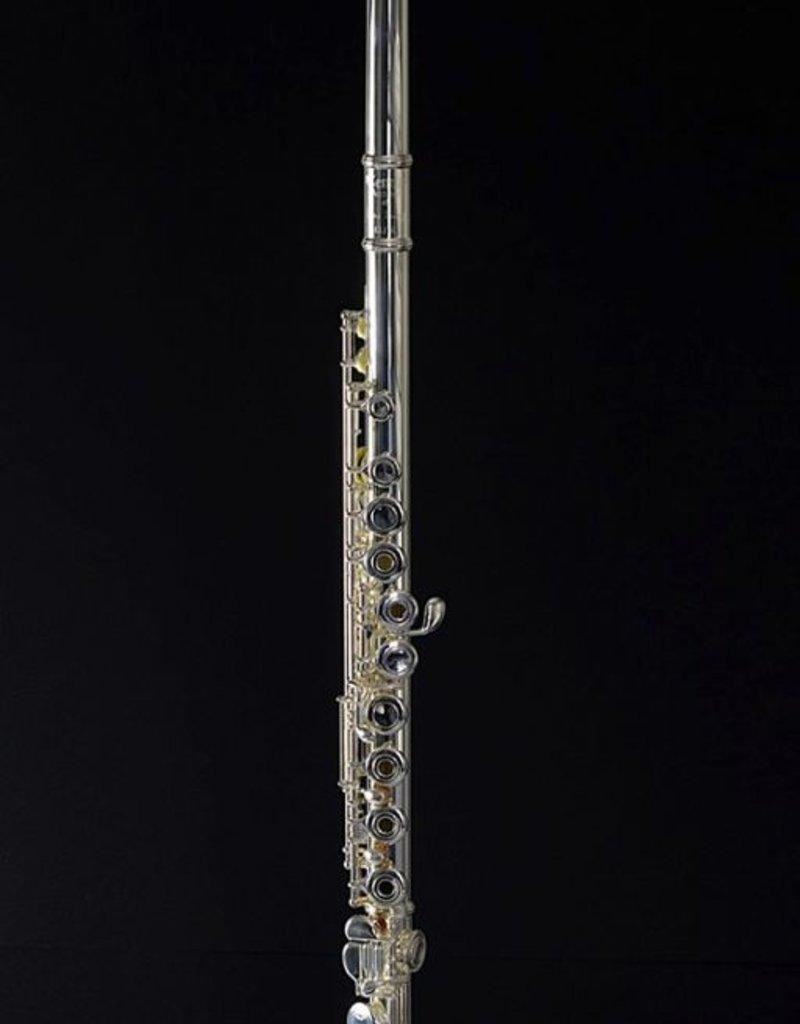 Temby Australia Secondhand Elite Flute C foot open hole