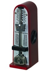 Wittner Wittner Taktell Piccolino Analogue Metronome, Ruby Red
