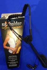 Sax holder harness for Bassoon
