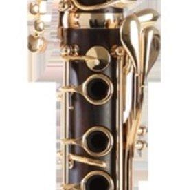 Backun Backun Protege Bb clarinet Grenadilla Gold keywork