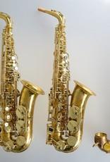 Temby Australia Vintage Eb Alto Saxophone - Professional