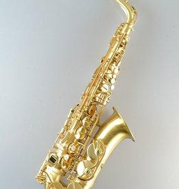 Temby Australia Eb Alto Saxophone Custom Matte Gold - Professional