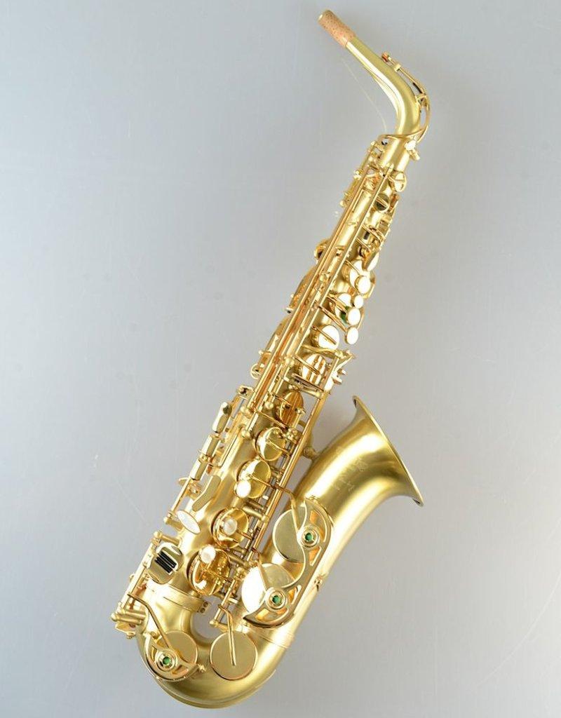 Temby Australia Custom Matt Gold Alto Saxophone.
