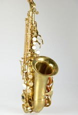 Temby Australia Curved Soprano Sax - Vintage Unlacquered
