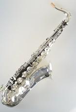 Temby Australia Black and Silver Tenor Saxophone