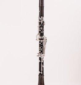 Backun Protege Bb Grenadilla Clarinet with Silver keywork and left hand Eb key