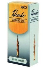 D'Addario Hemke Soprano Sax Reeds Box of 5