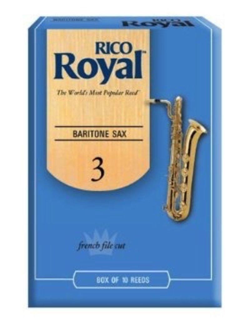 D'Addario Royal, by D'addario Baritone Sax Box of 10 Reeds