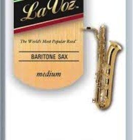 D'Addario La Voz Baritone Sax Box of 10 Reeds