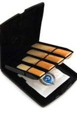 Rico D'addario Multi Reed Case, Fits Eb Clarinet To Baritone Sax, Includes One 72% Reed Revitalizer Pack