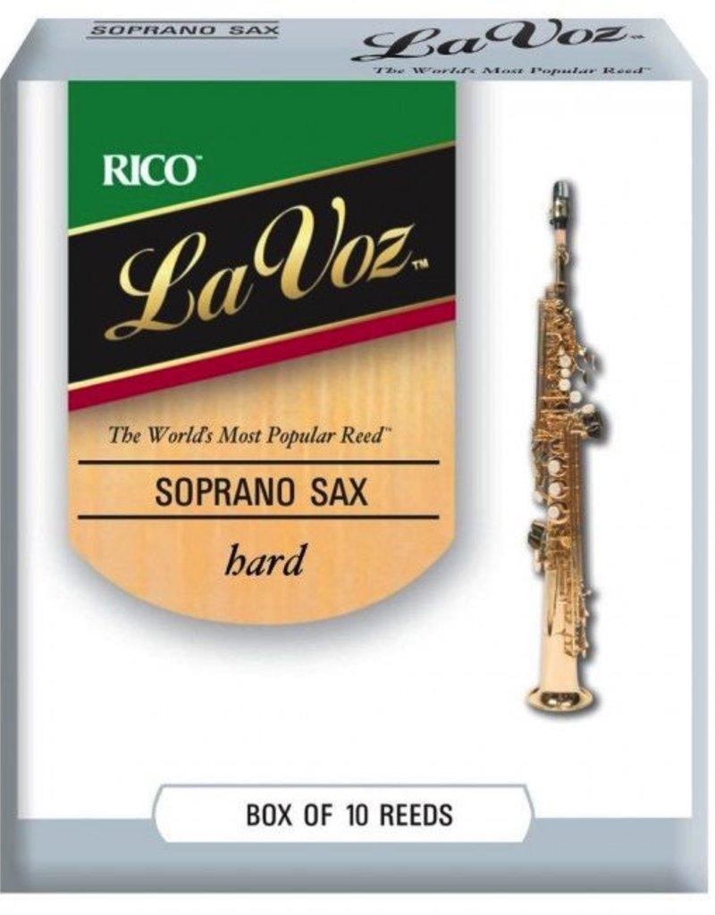 D'Addario La Voz Soprano Sax Reeds - Box of 10