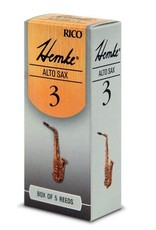 D'Addario Hemke Alto Sax Reeds Box of 5