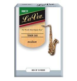 D'Addario La Voz Tenor Sax Reeds - Box of 10