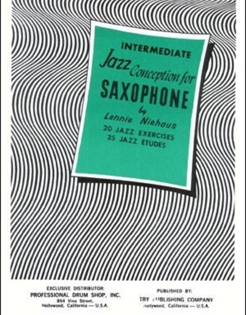 Jazz Conceptions By Lennie Niehaus