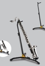 Hercules DS561B Bass Clarinet /Bassoon Stand