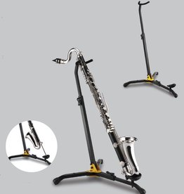 Hercules DS561B Bass Clarinet /Bassoon Stand