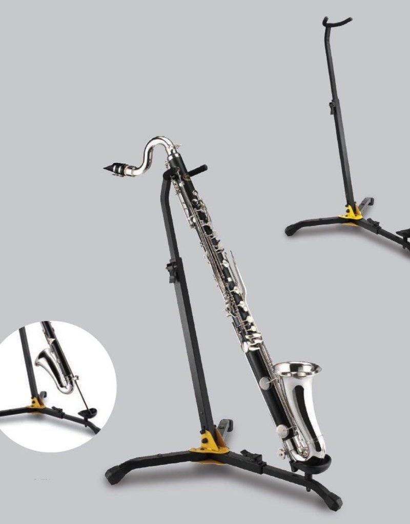 Hercules Bass Clarinet or Bassoon Stand - DS561B