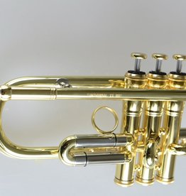 Kuhnl & Hoyer Universal II' Malte Burba Bb Trumpet - Clear lacquer