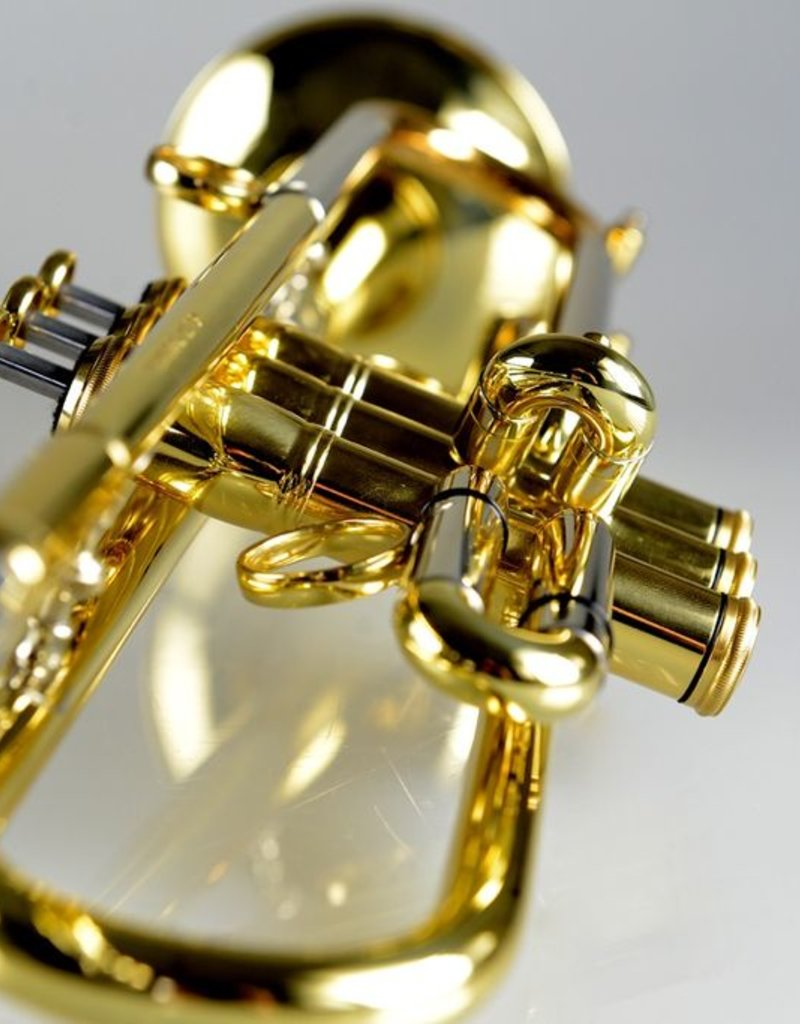 Kuhnl & Hoyer Universal II' Malte Burba Bb Trumpet - Clear lacquer