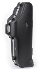 SKB SKB Hard Shell Baritone sax Case with Wheels