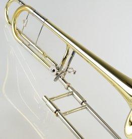 Kuhnl & Hoyer K゚hnl & Hoyer Bb/F Tenor Trombone - Clear Laquer - Nickel Silver Light Weight Slide - 527L