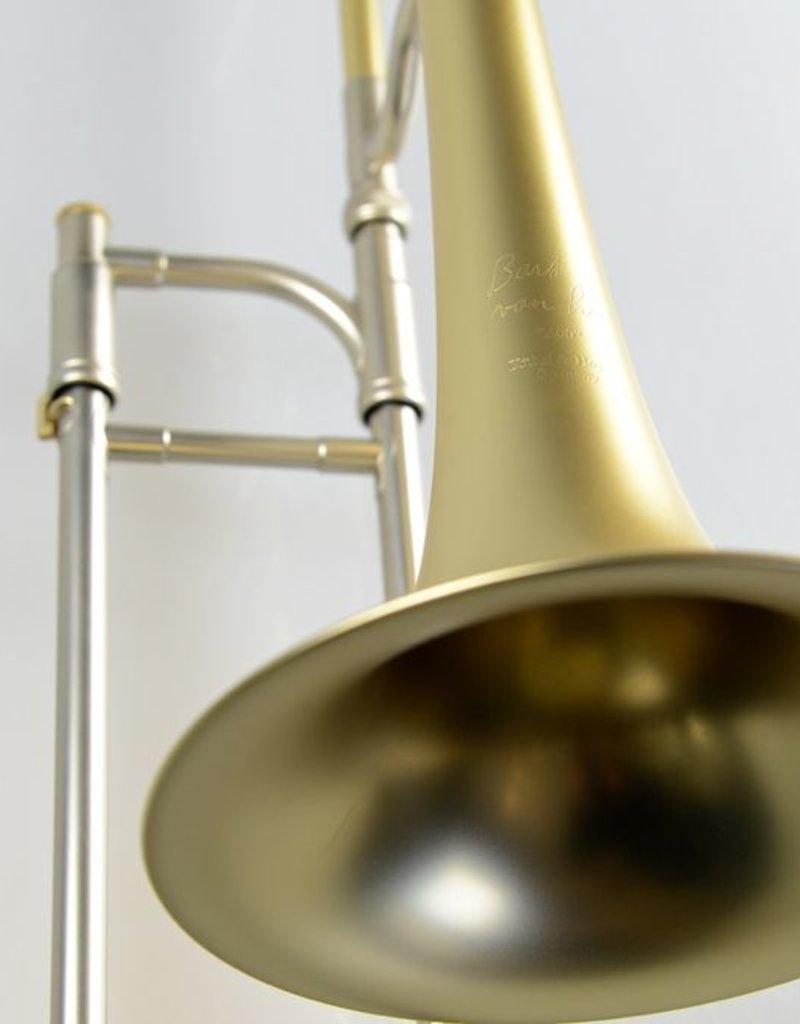 "Kuhnl & Hoyer .500"" Professional Trombone - Gold Lacquer"