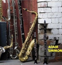 Adam Simmons - Self Titled CD