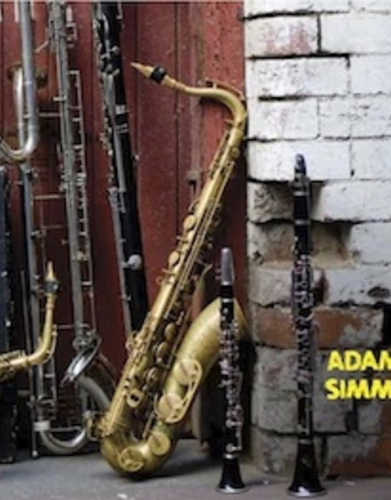 Adam Simmons - Self Titled CD