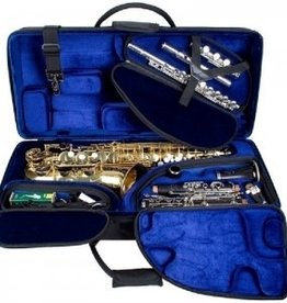 Protec Tri-Pac Alto Sax, Clarinet and Flute