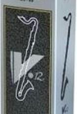 Vandoren V12 Bass Clarinet Box of 5 Reeds