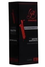 Gonzalez Classic Baritone Sax Reeds Box of 5