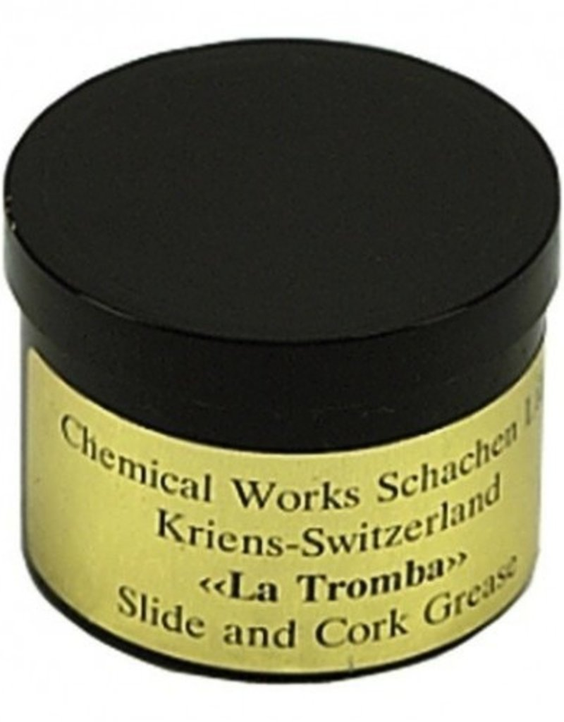 La Tromba Slide & Cork Grease 15g