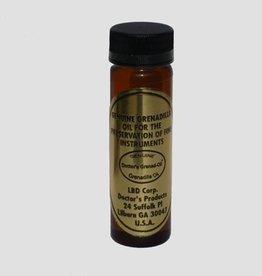 Doctor's Products Grenad-Oil - Wood Preserving Genuine Grenadilla Oil. (Clarinet Bore Oil)