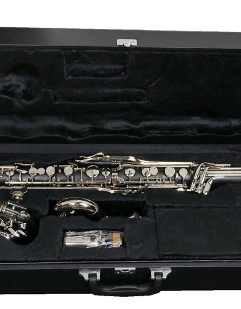 Ridenour Bass Clarinet to Low Eb - Professional
