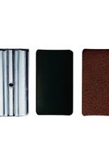 Vandoren Leather Ligature w/Leather Cap