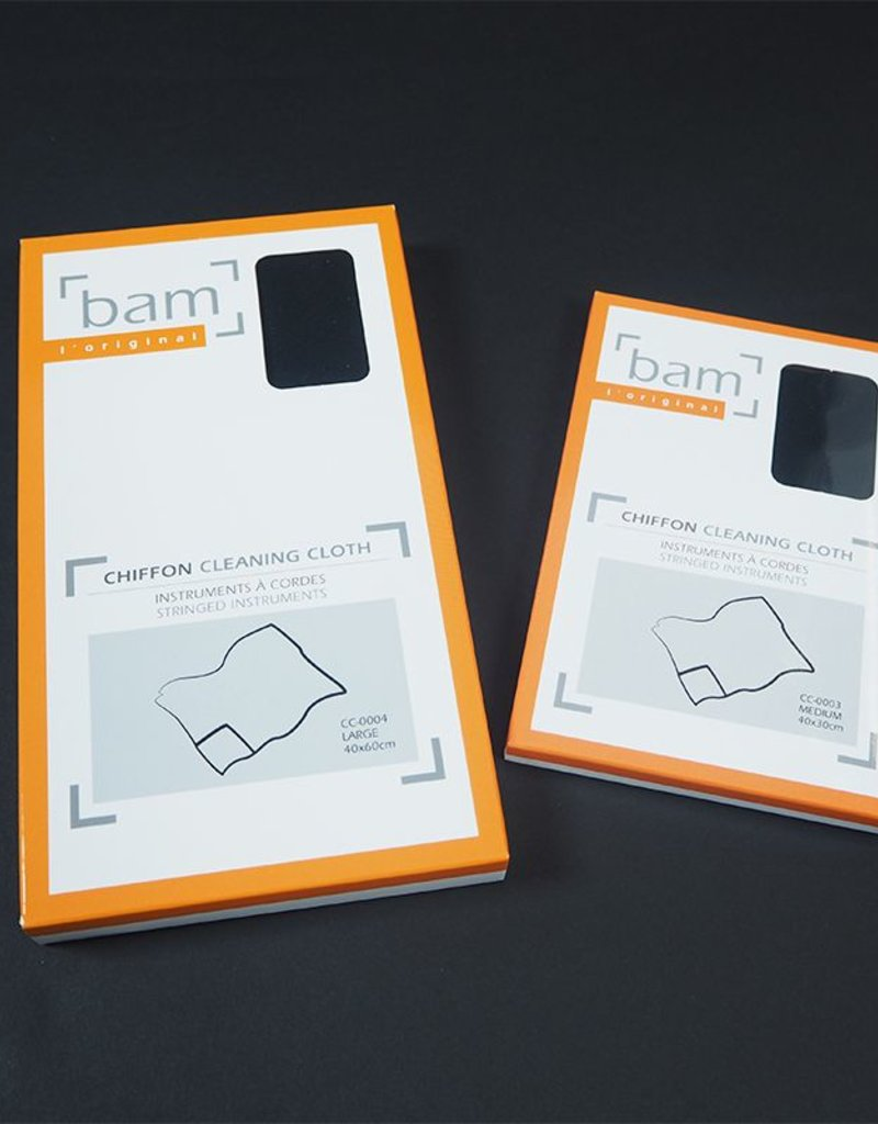 BAM Microfibre Cleaning Cloth