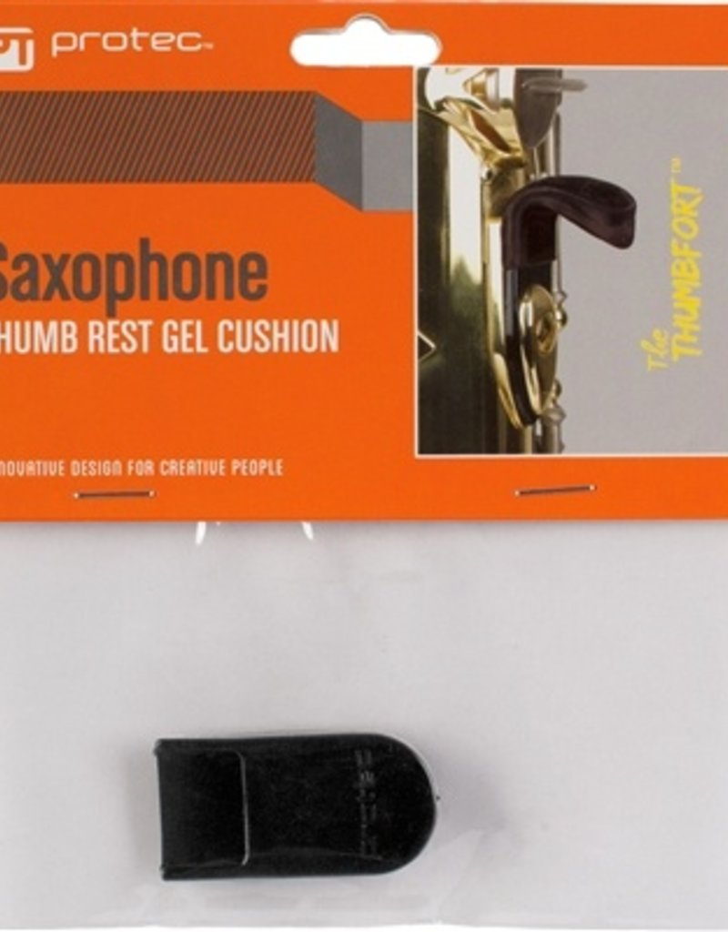 Protec Protec Saxophone Thumb Rest, Gel Cushion