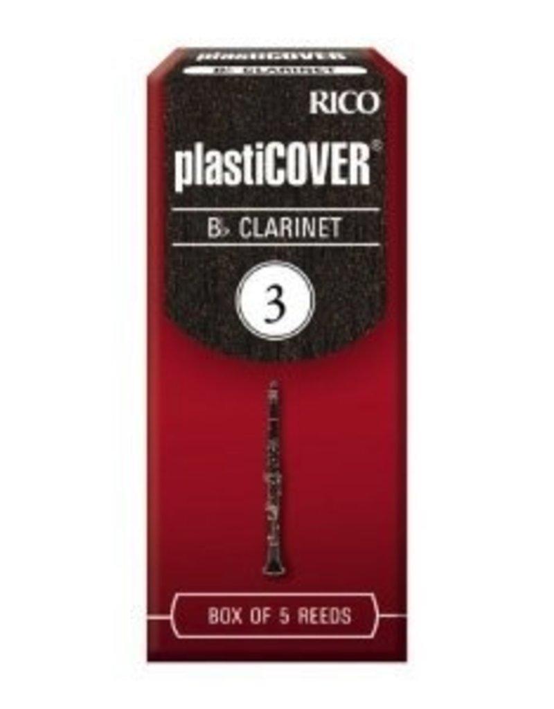 D'Addario Plasticover Bb Clarinet Reeds - Box of 5