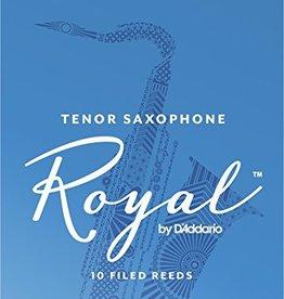 D'Addario Royal, by D'addario Tenor Sax Box of 10 Reeds
