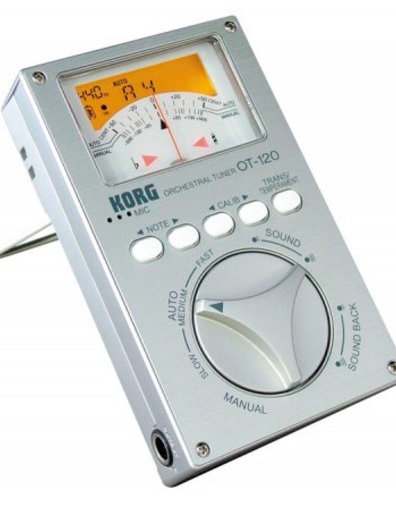 Korg OT-120 Orchestral Chromatic Tuner