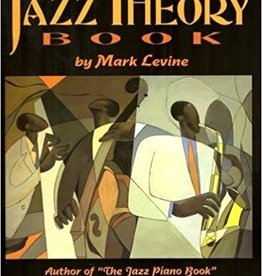 The Jazz Theory Book By Mark Levine
