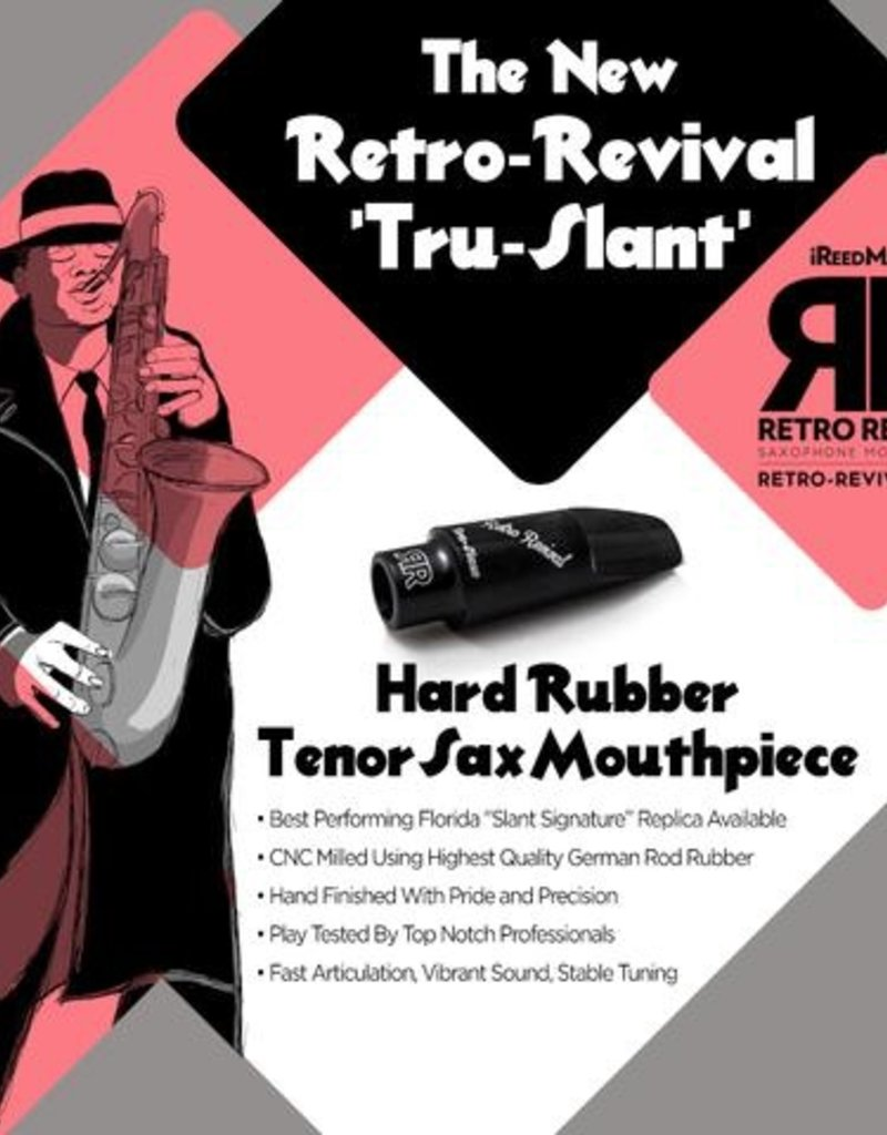 Retro Revival Retro Revival Tru-Slant Tenor Saxophone Mouthpiece