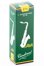 Vandoren Vandoren Java Green Tenor Sax Box of 5 Reeds