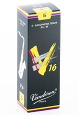 Vandoren Vandoren V16 Tenor Sax Box of 5 Reeds