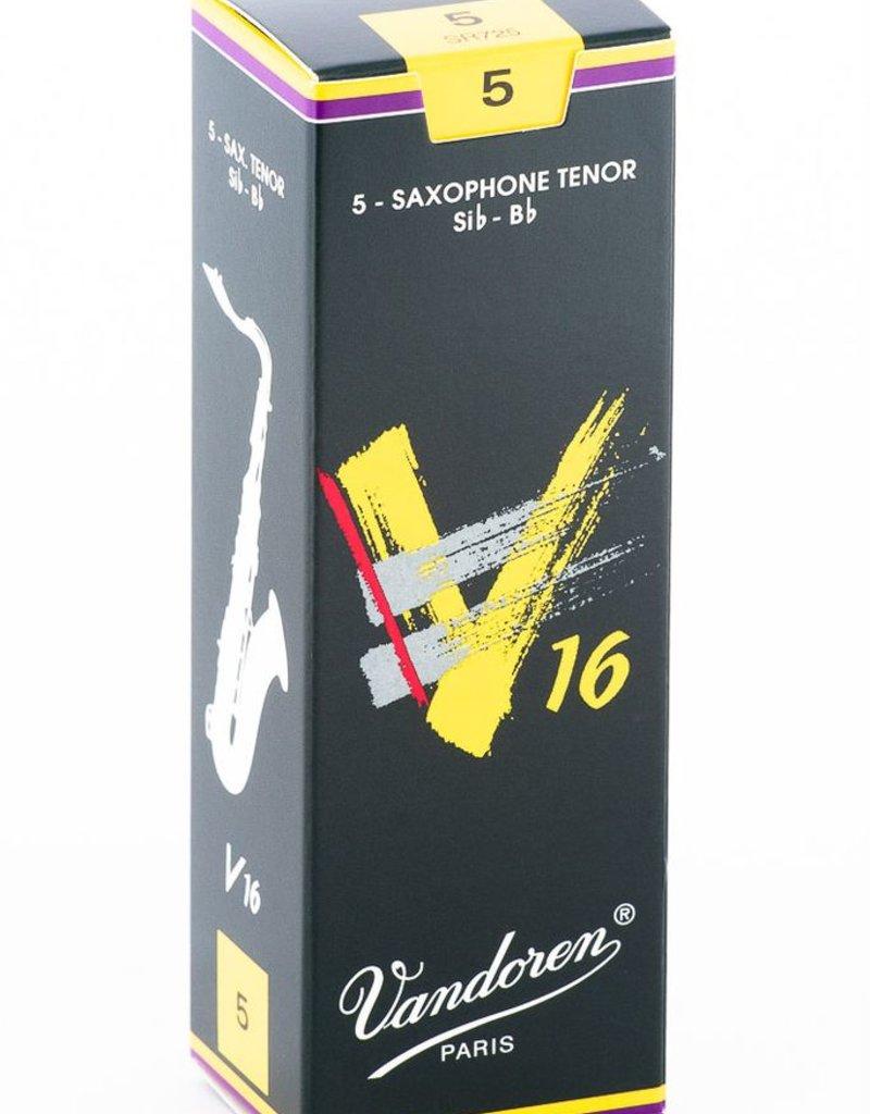Vandoren V16 Tenor Sax Reeds - Box of 5